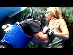 KRAV MAGA TRAINING • How to escape a Chokehold from behind - YouTube