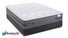 SEALY POSTUREPEDIC HYBRID THURLOE PLUSH MATTRESS | Bedplanet | Bed Planet | Bedplanet.com