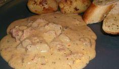 Absolut himmelsk gryta med smak av gorgonzola, honung, vitlök och timjan. En ljuvlig ny storfavorit, som passar utmärkt likväl till potatis som pasta.