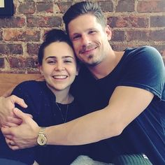 "Amber and Ryan may have not ended up together, but Mae Whitman and Matt Lauria are super cute together. | Community Post: 13 Instagram Photos Of The ""Parenthood"" Cast To Help You Cope With The Finale"