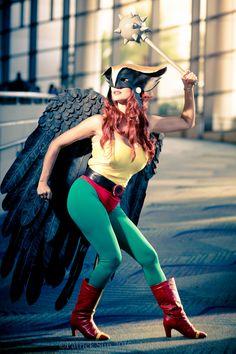 Hawkgirl #Megacon2015