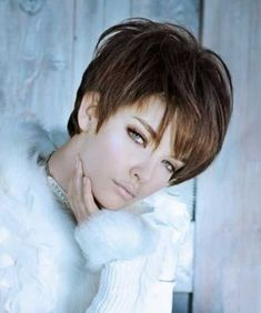 rear photos of women's tapered haircuts - Google Search