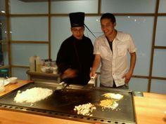 Preparando la comida - ShangriLa