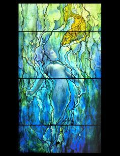 The Field Museum's Tiffany Window Rather than following in his jeweler father's footsteps, Louis Comfort tiffany arte - Pesquisa Google