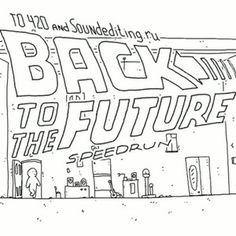 Se você é daqueles que adora ver o mesmo filme repetidas vezes, mas anda sem tempo para encarar um longa metragem as animações do 1A4STUDIO são para você! Back to the Future em 60 segundos