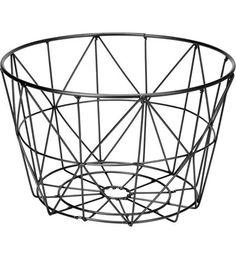 H&S+musta+metallikori+|+Karkkainen.com+verkkokauppa
