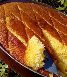 Greek Sweets, Greek Desserts, Greek Recipes, Greek Cake, Low Calorie Cake, Greek Cookies, Cornbread, Dessert Recipes, Food And Drink