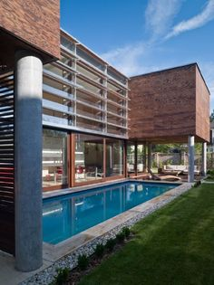 Pool summer villa in Balaton Hungary