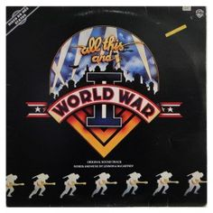 #All #this and #world #war II – - #vinil #vinilrecords #trilhasonora #music #movie