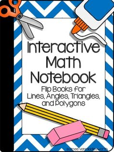 Interactive Math Notebook: Flip Books for Number Sense: Addition and Subtraction Math Notebooks, Interactive Notebooks, Project Based Learning, Learning Tools, Student Information, Math Lesson Plans, Fact Families, Bar Graphs, Number Sense