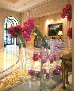 Hotel Four Season George V - Paris  Dream place. Love this place