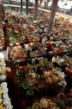 Dalat Central Market, Dalat, Vietnam | Flickr - Photo Sharing!