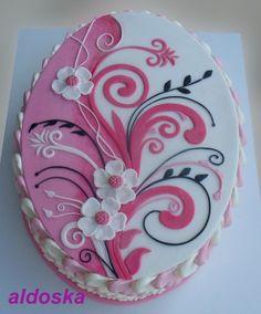 DORTY A SLADKOSTI aneb PEČEME S LÁSKOU - Fotoalbum - -MOJE PEČENÍ- - Moje dorty - My cakes - Ornament1