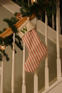 As Southern as Deviled Eggs and Pickle Trays: Christmas Stockings