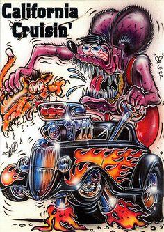 https://flic.kr/p/5QnkkX   Rat Fink Ed Big Daddy Roth - California Cruisin