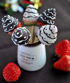 Fragola cioccolato - dolci doni per il Natale   aFamily.vn