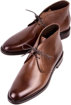 101468 - OAK ANTIQUE CALF Meermin Mallorca | Handmade Goodyear Shoes