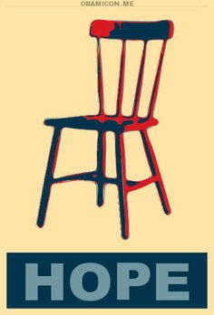 I'd rather vote for the chair