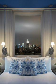 Mondrian SoHo Hotel, New York