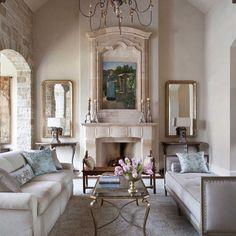 "106 Likes, 2 Comments - Jan J Mercado (@janjmercado) on Instagram: ""Cream Sunday, gorgeous  living room #elegance #interiordesign #sophistication #simetryandbalance…"""