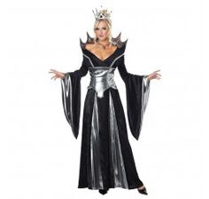 Costume Reine Maléfique - Femmes                                                                                                                                                                                 Plus