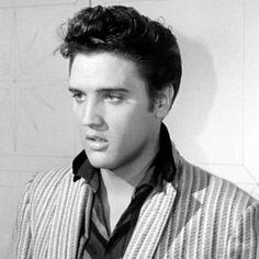 "rarely seen photo of Elvis in ""Jailhouse Rock"""