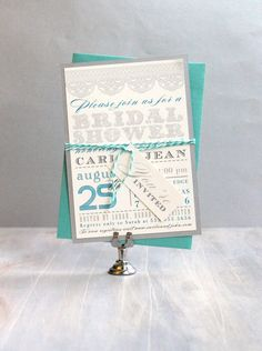 Hey, I found this really awesome Etsy listing at https://www.etsy.com/listing/120488016/tiffany-blue-bridal-shower-lace-wedding