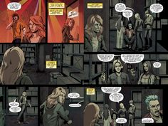the mortal instruments graphic novel - Buscar con Google