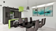 Projeto Rubi Portugal, Conference Room, Table, House, Furniture, Kitchen, Home Decor, Trendy Tree, Modern Townhouse