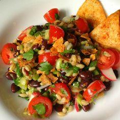 Black Bean and Barley Salad Recipe – The Lemon Bowl