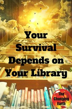 Build your library today, your #survival tomorrow may depend on it! #SFFBC Author Raymond Dean White joins Author Sara F. Hathaway to discuss the implications of your survival library on The Changing Earth Podcast. Hear the Without Land adventure novel!