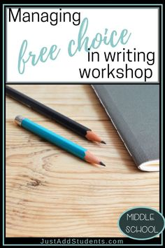 If you are going to use writing workshop in your classroom, you might be wondering what it will look like. Here are some teaching strategies for a writing workshop format that will ensure successful writing workshops all year. Middle School Writing, Middle School Classroom, High School, English Classroom, Expository Writing, Teaching Writing, Teaching Ideas, Cool Writing, In Writing