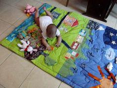 Játszószőnyeg-Развивающий коврик.