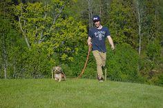 Gårdstunet Hundepensjonat: Deilig dag, og uvurderlig hjelp av hundepasser Kim...