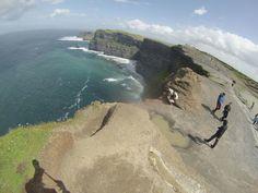 Cliffs of moher. Ireland.
