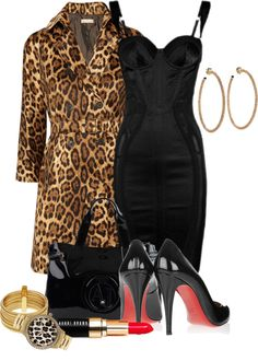 """""""Let's Get Wild"""" by queenranya on Polyvore"""