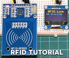 Arduino RFID Lock Tutorial : 6 Steps (with Pictures) - Instructables Rfid Arduino, Arduino Programming, Linux, Simple Arduino Projects, Iot Projects, Electronics Projects, Electrical Projects, Diy Tech, Raspberry Pi Projects