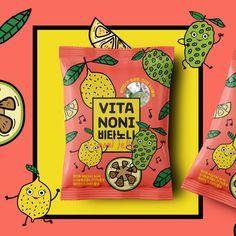 디자이너 포트폴리오 | 라우드소싱 | 라우드소싱 Popcorn Packaging, Kids Packaging, Fruit Packaging, Beer Packaging, Food Packaging Design, Brand Packaging, Branding Design, Label Design, Box Design