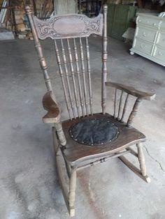 Victorian Platform Rocking Chair Rocker 1800 39 S Victorian For Sale Pinterest Rocking