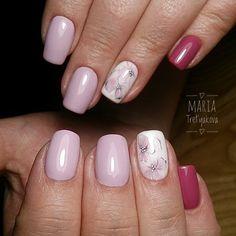 #маникюрсцветами #акварельнаятехника #нежныйманикюр #маникюрвсеверске #мариятретьякова #nailmaster #nails #manicure #nailsseversk #март