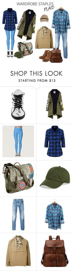 """""""Blue Plaid 