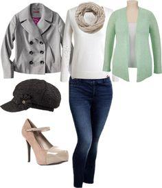 """""""Winter Wear"""" by lizzybonescair on Polyvore"""