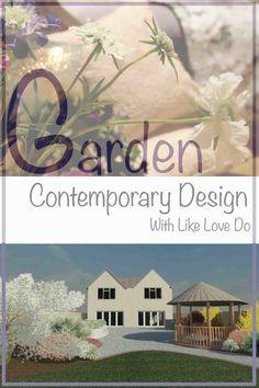 Contemporary Garden Design pinnacle image