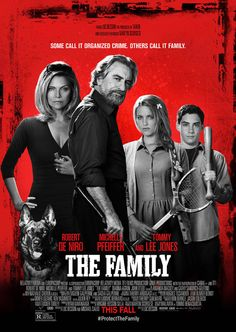 "Win advance-screening movie passes to ""The Family"" starring Robert De Niro and Michelle Pfeiffer courtesy of HollywoodChicago.com! Win here: http://www.hollywoodchicago.com/links/goto/22425/8191/links_weblink"