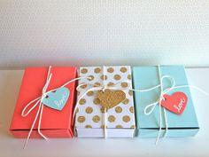 Party Favors - Mini Matchboxes - Set of 6. $12.00, via Etsy.