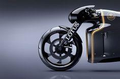 Wow! De C-01 is een nieuwe superbike van Lotus