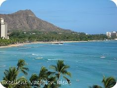 Waikiki Beach on Oahu in Hawaii: our favorite place to relax