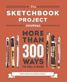 'The Sketchbook Project Journal' - next years Christmas present?