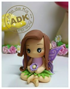 Fairy - Fadinha de biscuit                                                                                                                                                     Mais