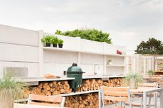 Wwoo buitenkeukens wwoo is a modular concrete customizable